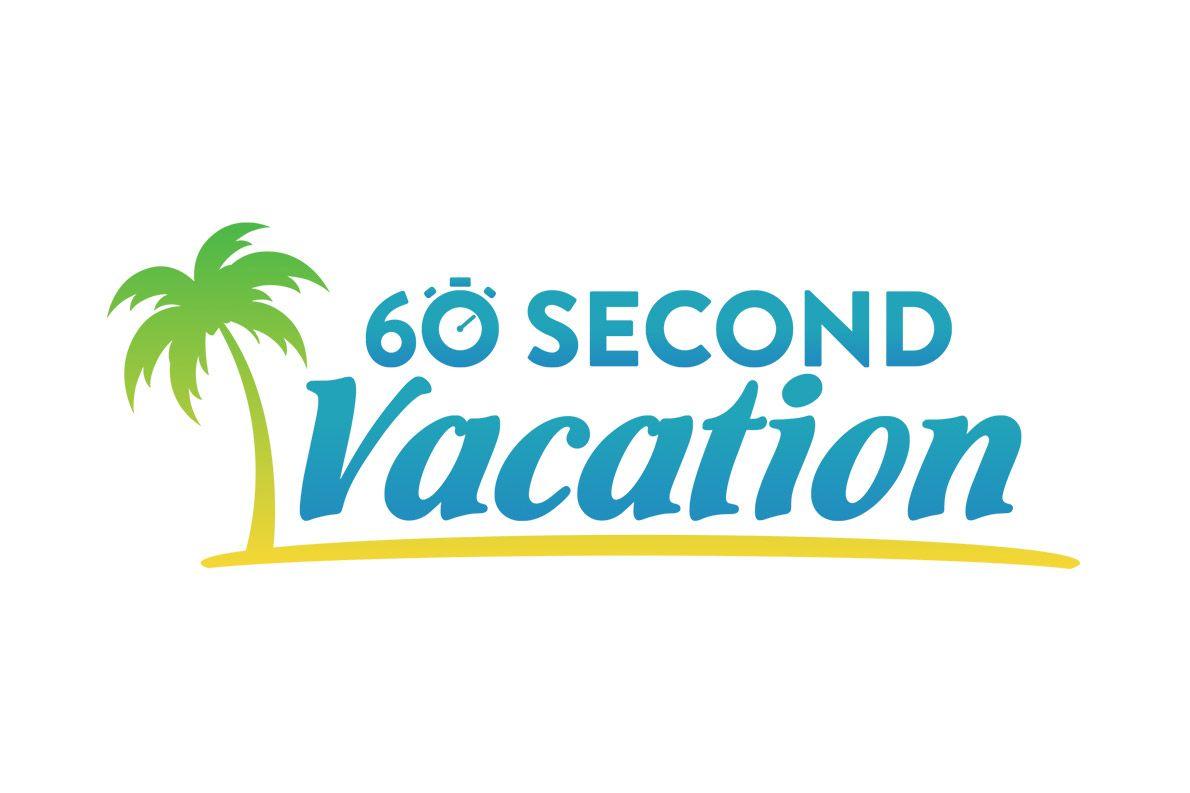 Logo - 60 Second Vacation