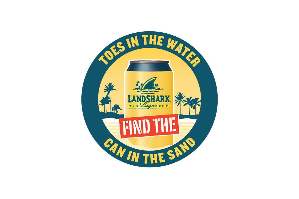 Logo - Landshark Lager