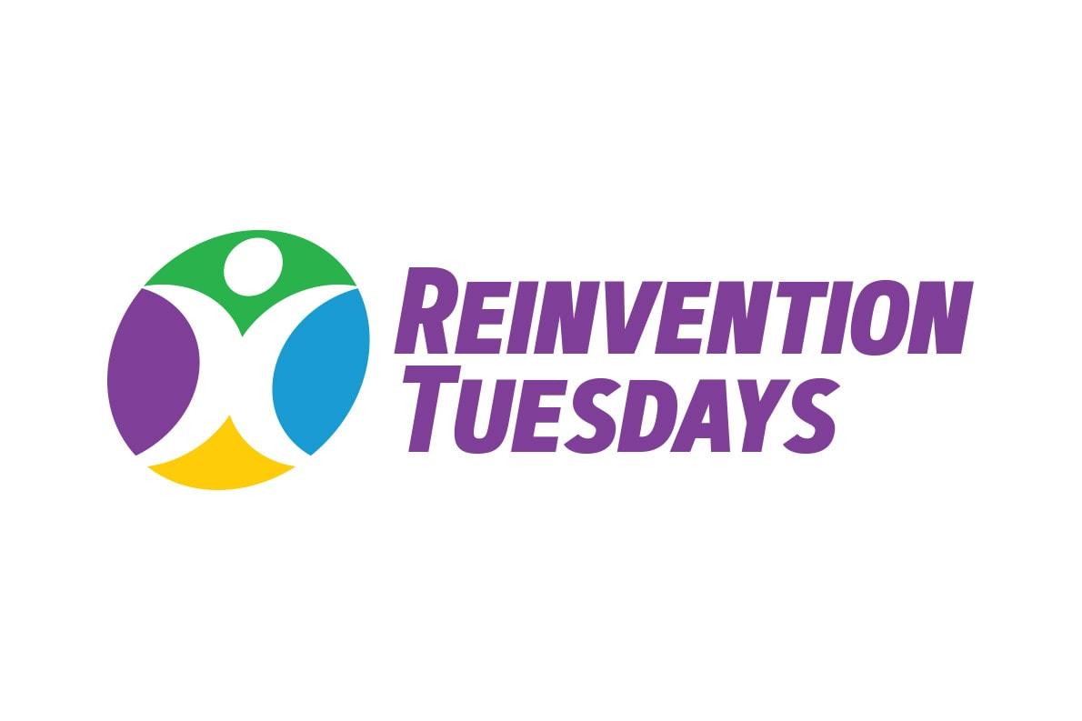 Logo- Reinvention Tuesdays