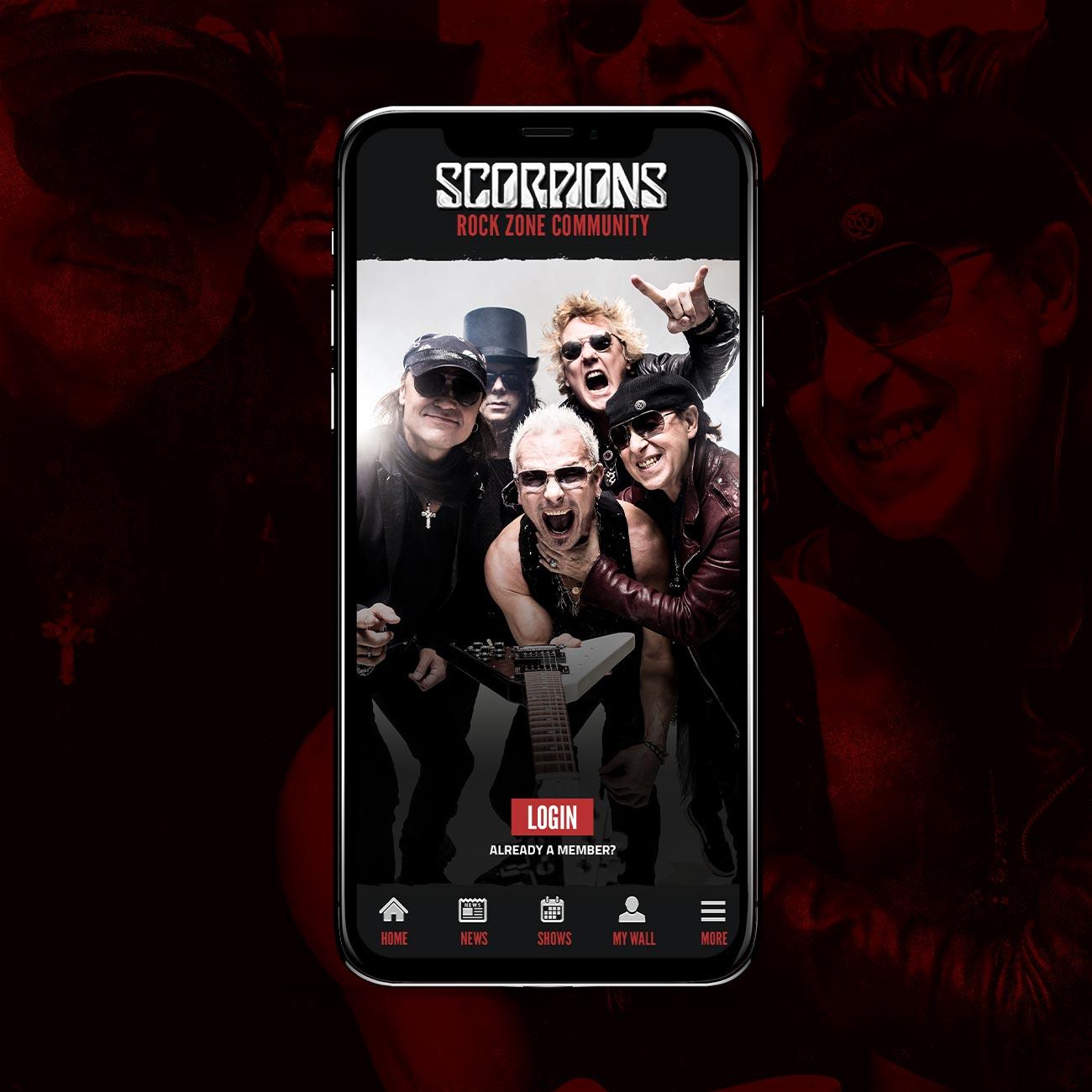 Scopions App